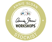 We offer Annie Sloan Workshops